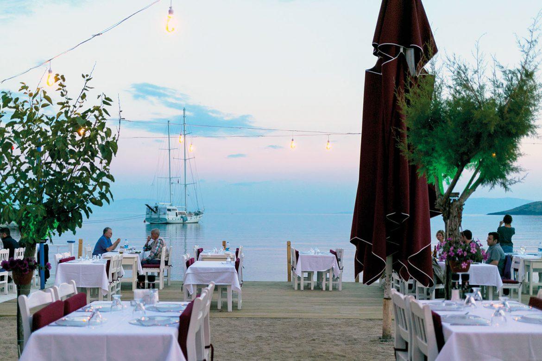 Food & Drink - best restaurants and nightlife in Bodrum