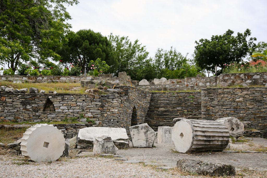 Mausoleum of Halicarnasus