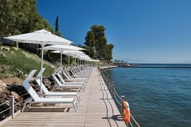 Il Riccio Restaurant and Beach House, Bodrum