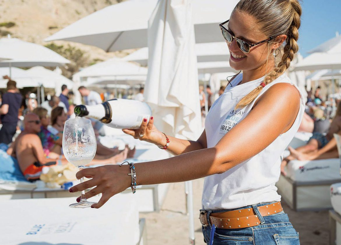 Best beach clubs in Bodrum