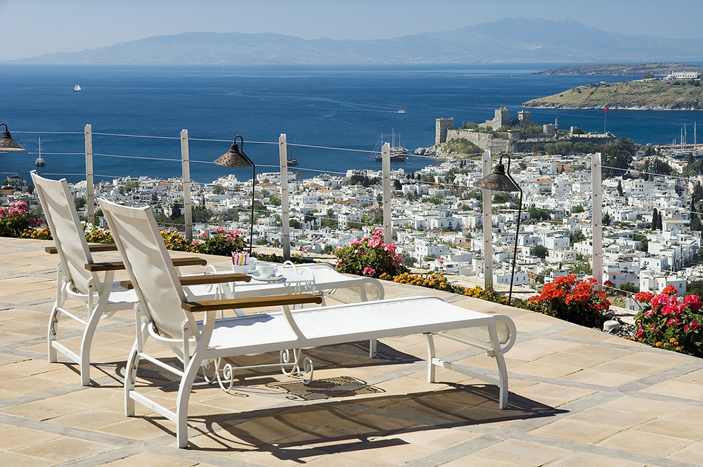The Marmara Bodrum_View
