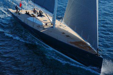 Magic Carpet Cube yatı, Wally Yachts