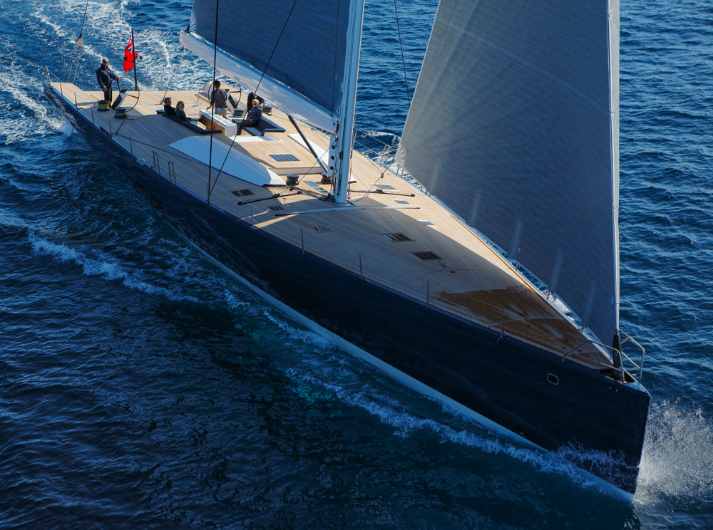 Magic Carpet Cube yatı, Wally Yachts