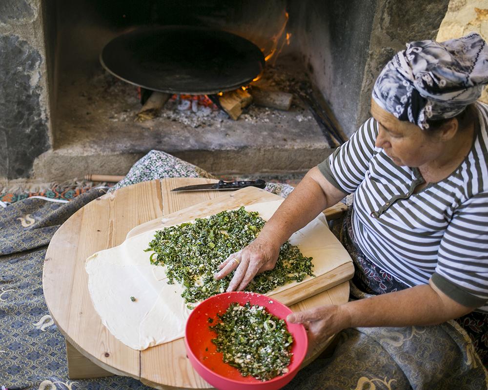 Dirmil Köy Kahvaltısı, Yalıkavak